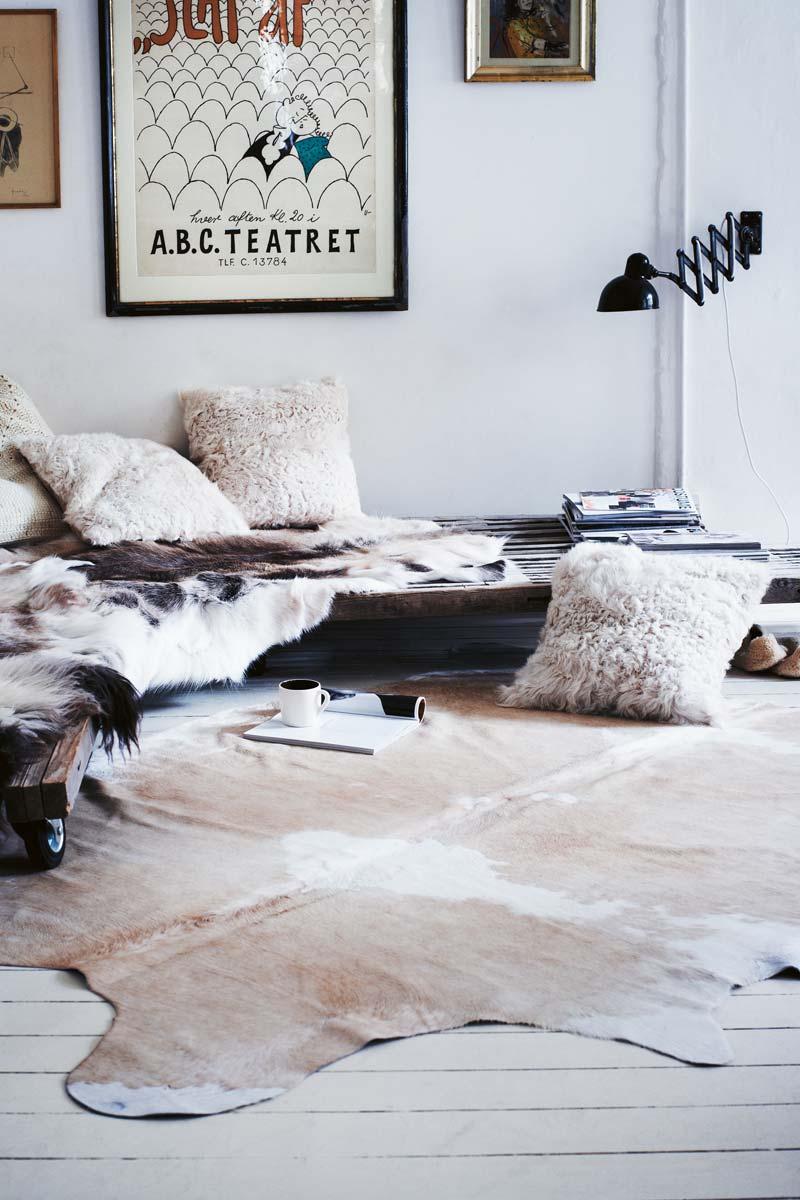 Inredning inspiration inredning sovrum : Fredagsfint med Toast.   Volang